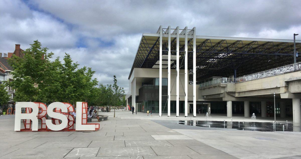 Stationsplein Roeselare 2018
